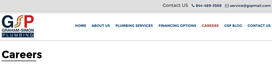Graham-Simon Plumbing Company, LLC
